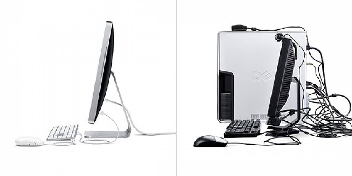 Nuevos iMac 4G