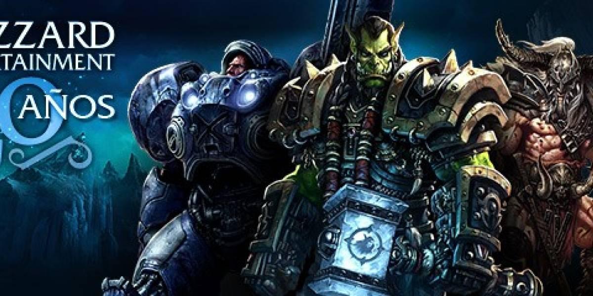 Blizzard lanza un concurso de video para celebrar sus 20 años