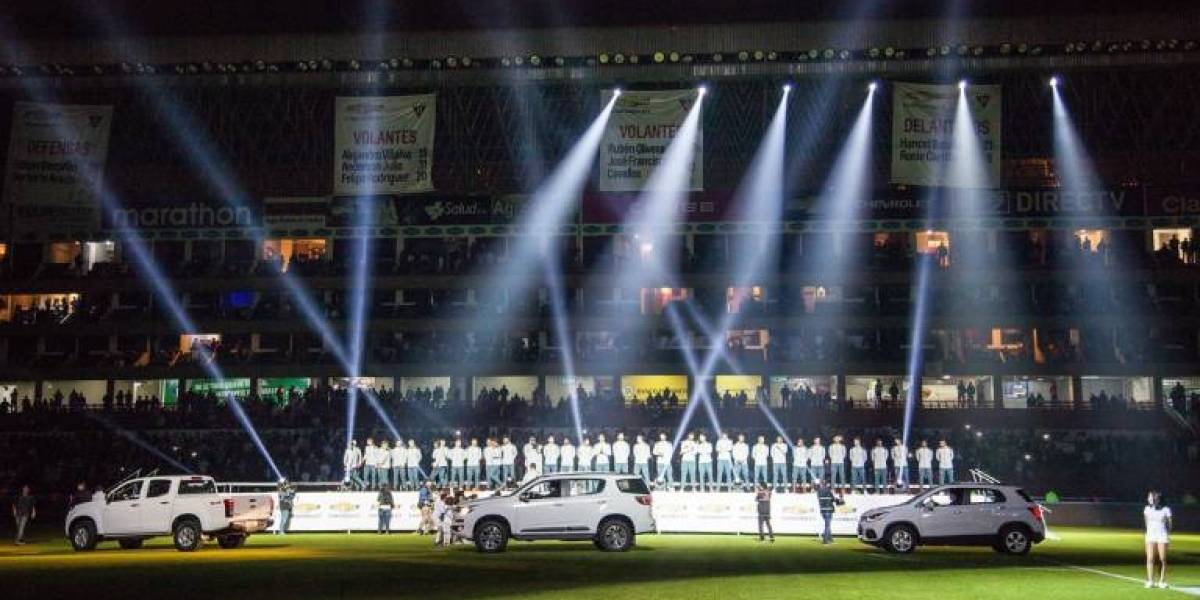 CNT transmitirá la Noche Blanca de Liga de Quito