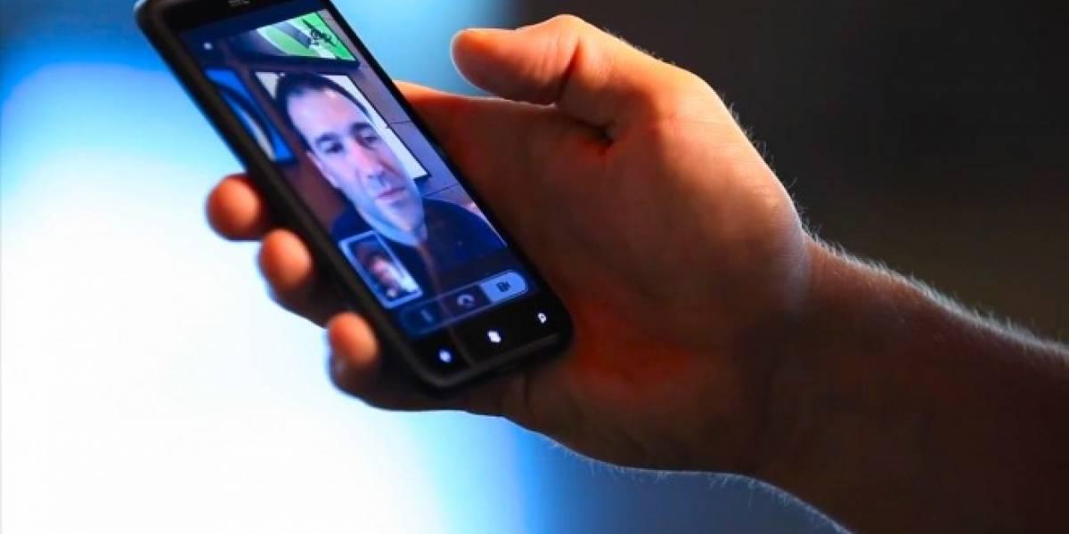 Las videollamadas si son posibles en Windows Phone 7 con la aplicación Tango