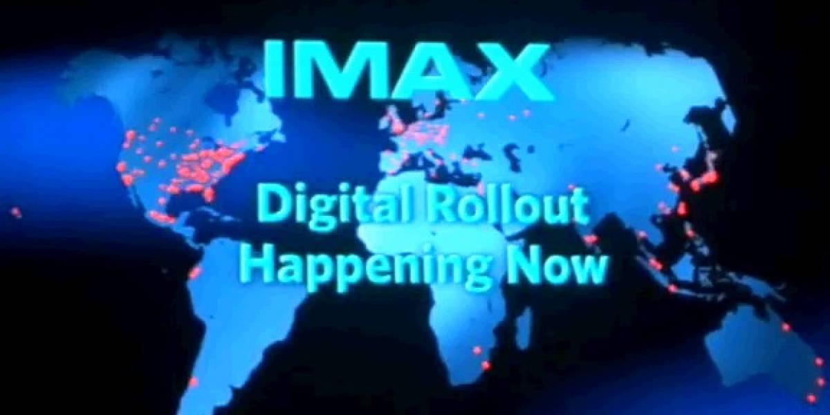 Futurología: Cine IMAX en Chile