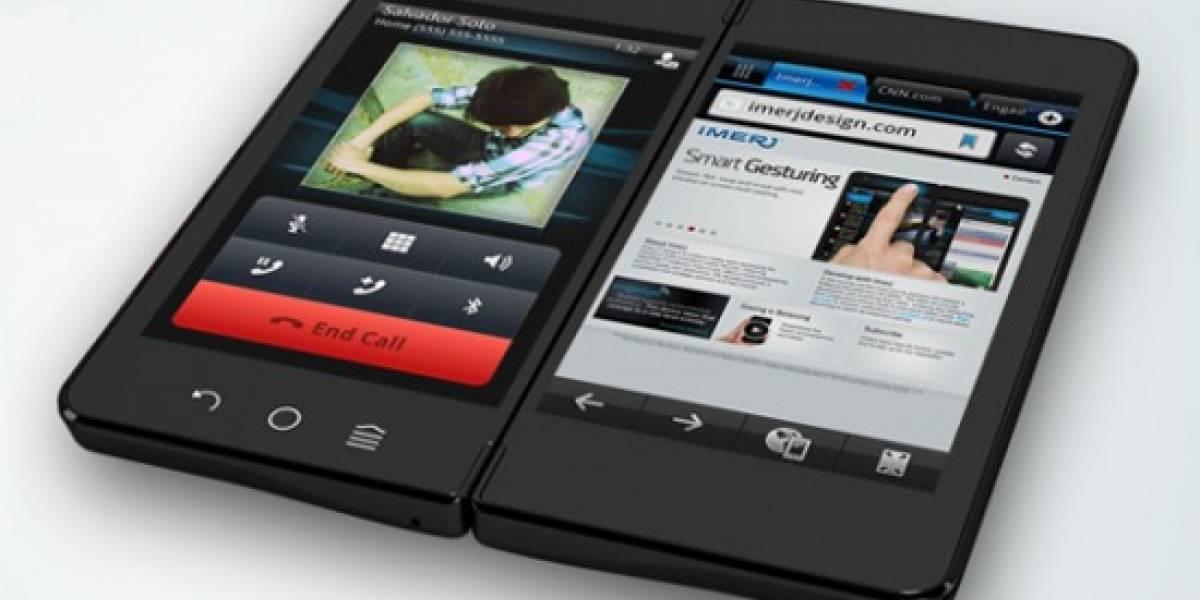 Imerj, la SmartPad de doble pantalla