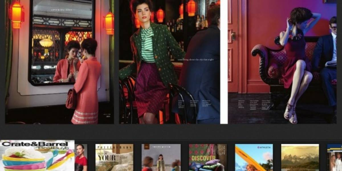 Google Catalogs lleva las compras a tu iPad