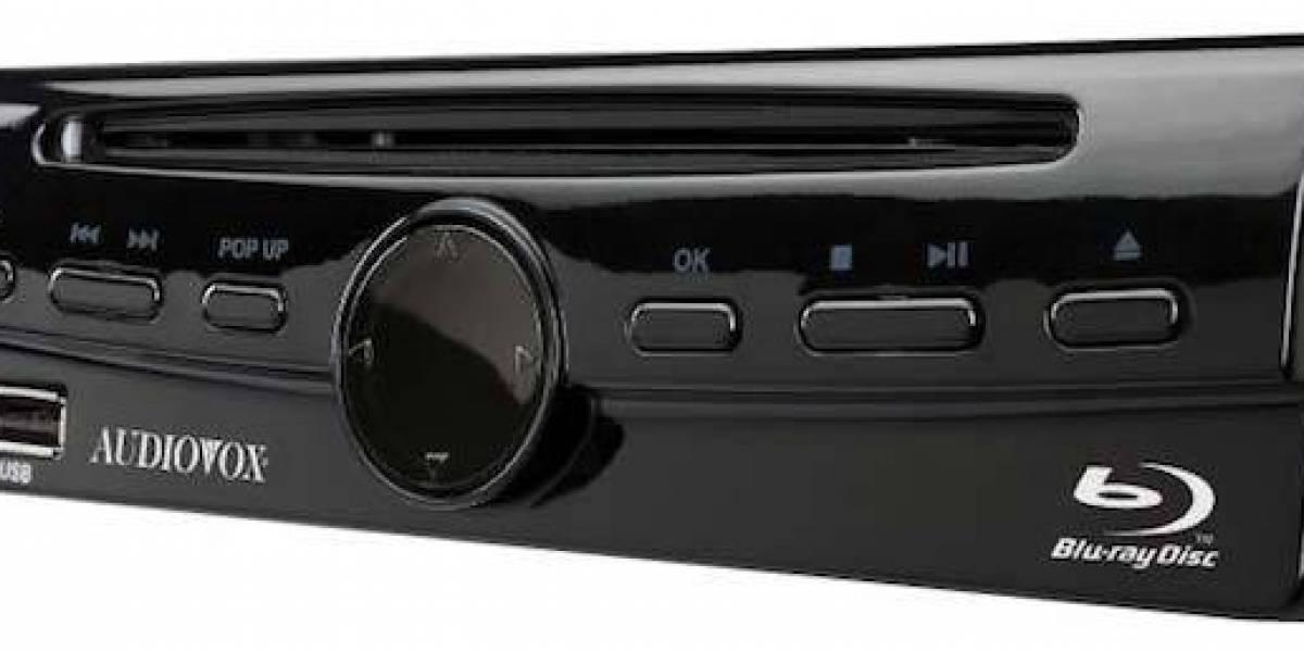 CES 2011: Audiobox presentó el primer reproductor Blu-ray para el automóvil