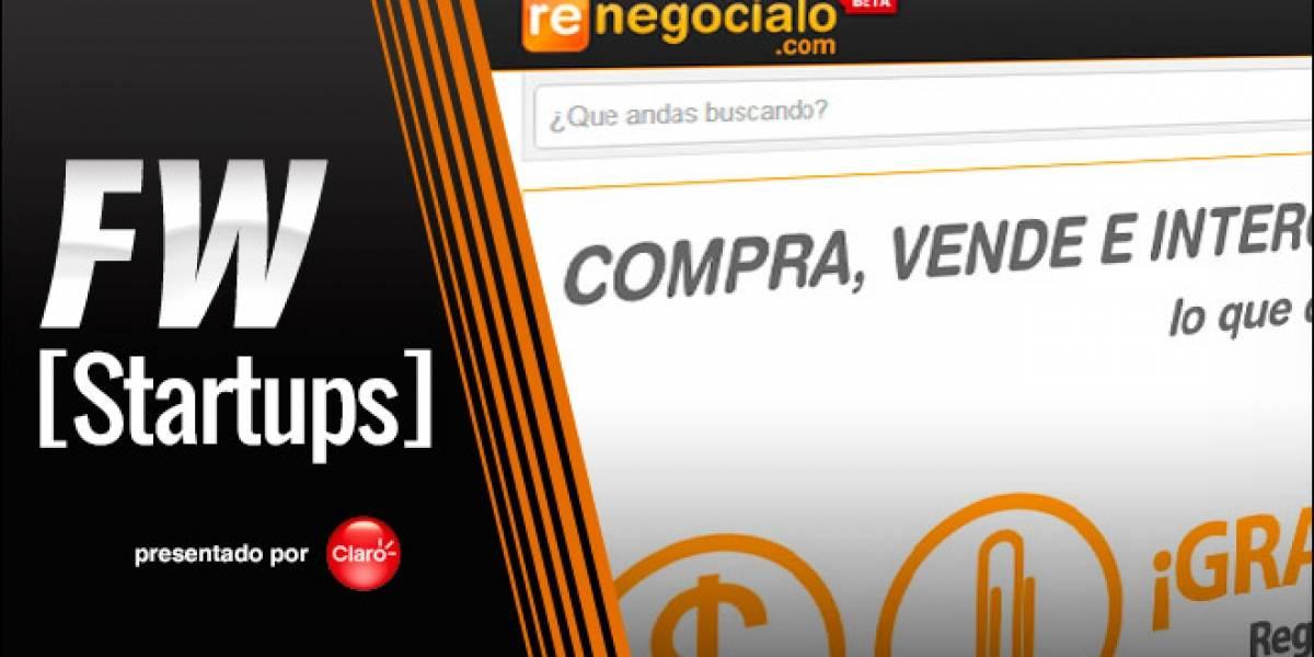 Renegocialo.com, para el trueque, negociación y otras formas de comprar [FW Startups]