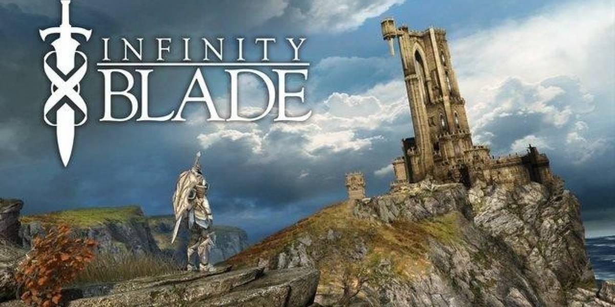 En sólo 4 días, Infinity Blade lo ha vendido todo