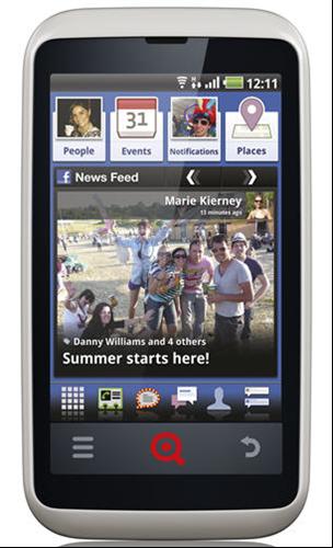 """Aparece el primer """"Facebook Phone"""", vienen más la próxima semana"""