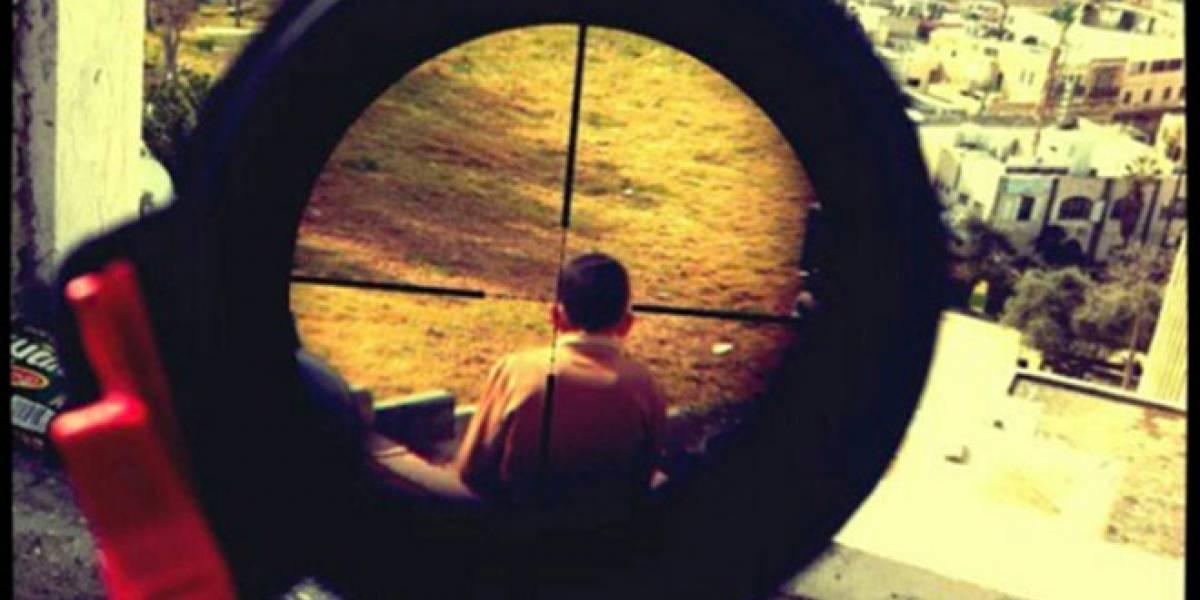 Soldado israelí sube a Instagram la foto de un rifle apuntando a niño palestino