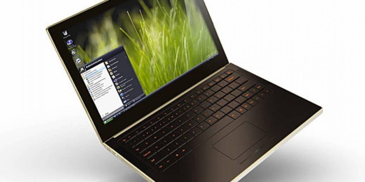Intel presenta portátil más delgado del mundo
