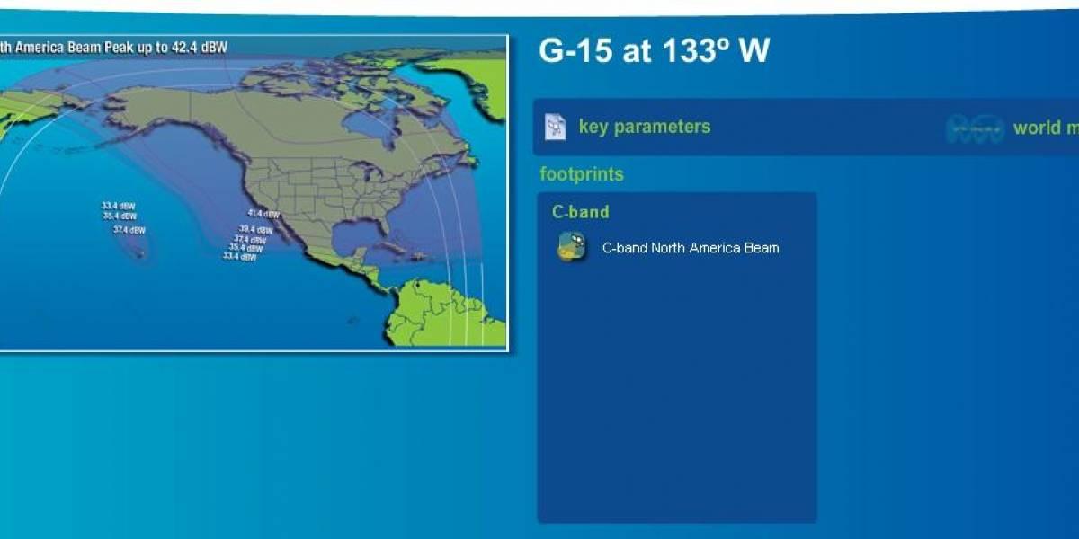 Tormenta solar deja fuera de servicio y a la deriva a un satélite Intelsat