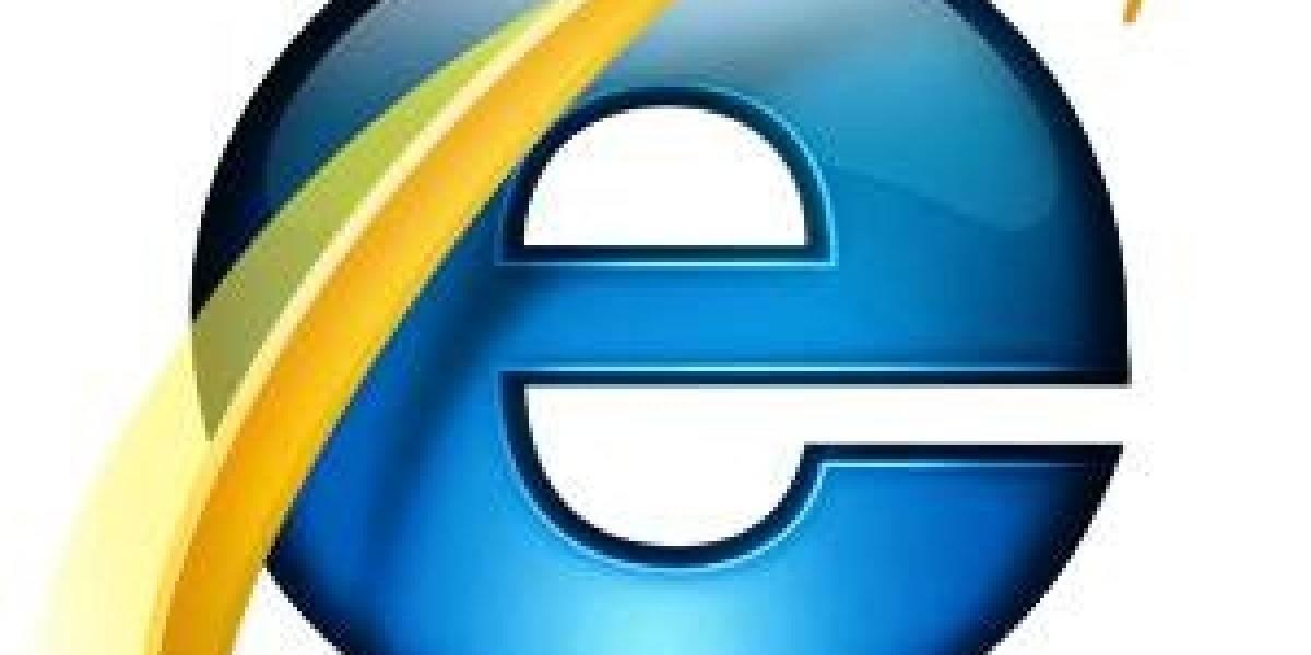 Microsoft lanza actualización de seguridad para IE 8