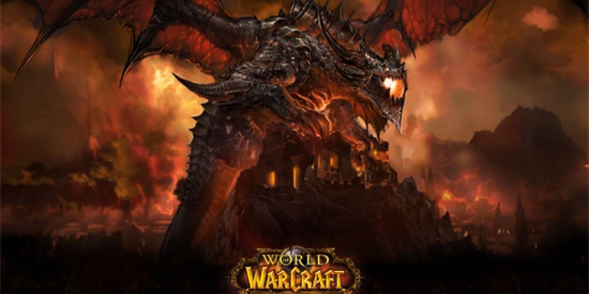 Con ustedes, la intro de World of Warcraft: Cataclysm en español