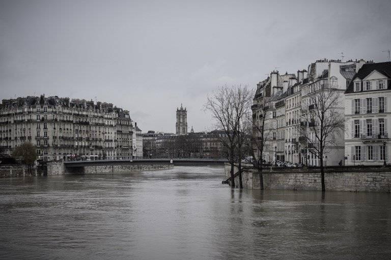 Inundaciones en París