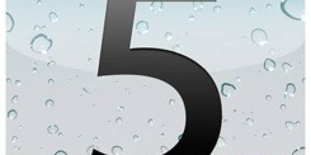 Apple lanzó beta 6 del sistema operativo iOS 5 para desarrolladores