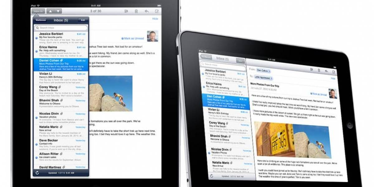 10 aplicaciones que veremos cuando salga el iPad