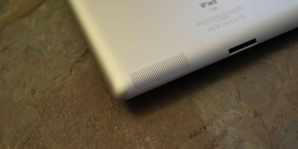Empresa española denuncia a Apple por frenar sus tablets en la aduana