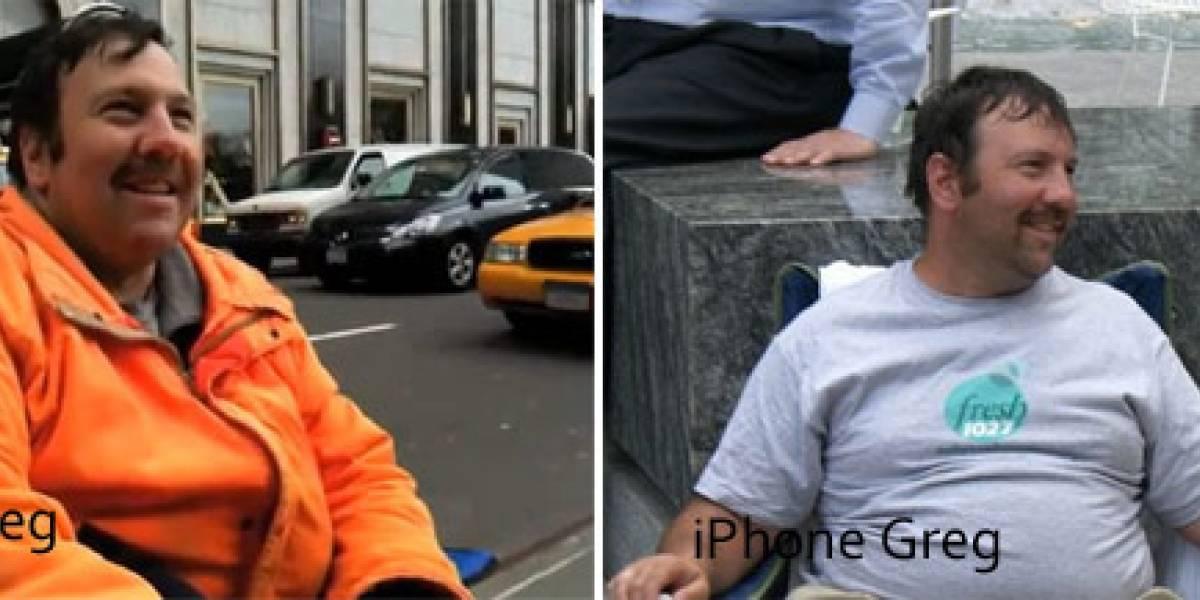 El primer comprador de una iPad ya está haciendo fila