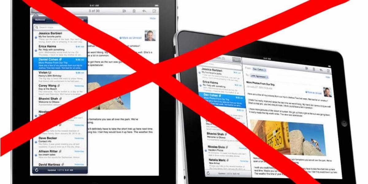 Israel, país libre de iPads