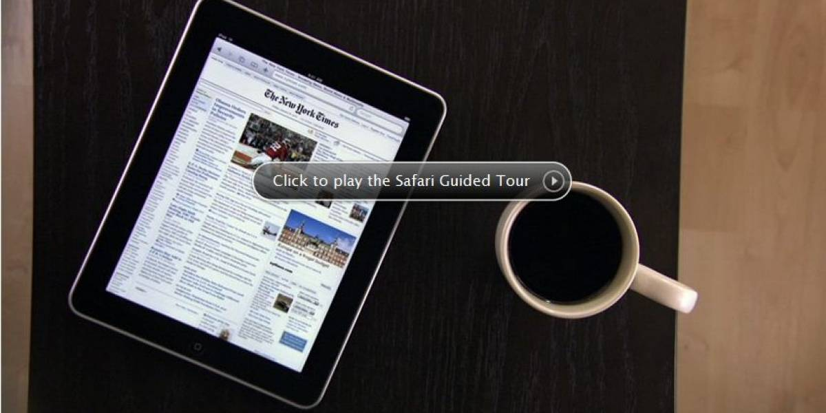 """Apple libera 11 """"videos guía"""" del iPad"""