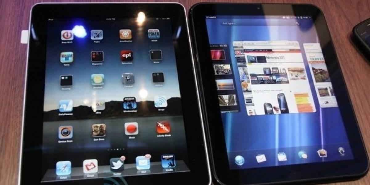 Apple supera a Hewlett-Packard en ventas de computadores portátiles. Culpen al iPad