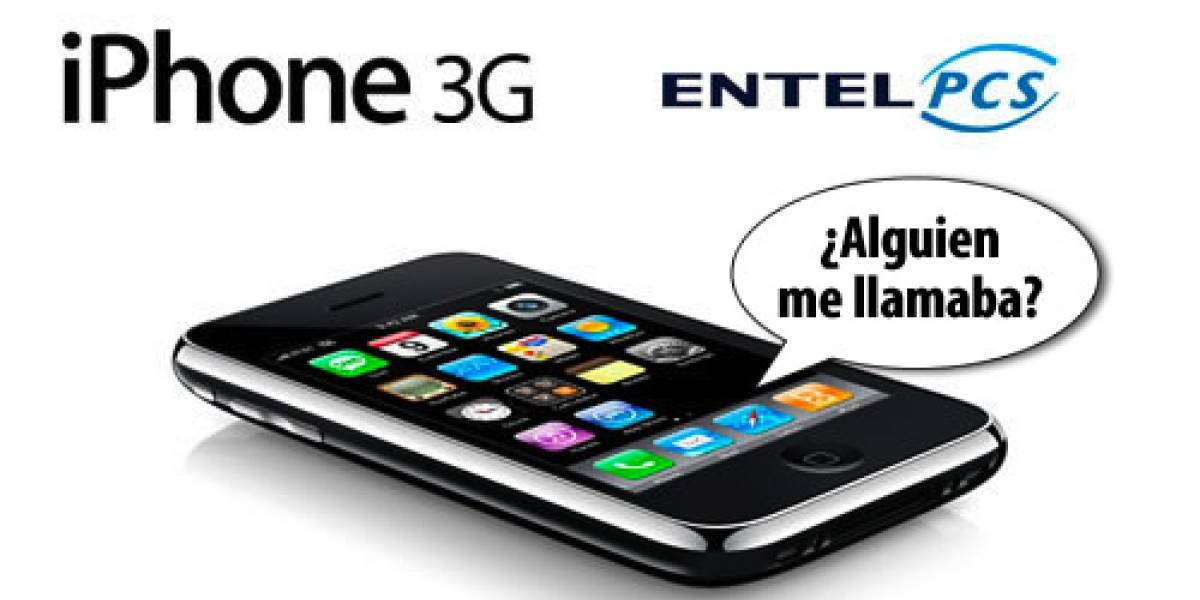 iPhone 3G: Entel PCS confirma negociaciones con Apple