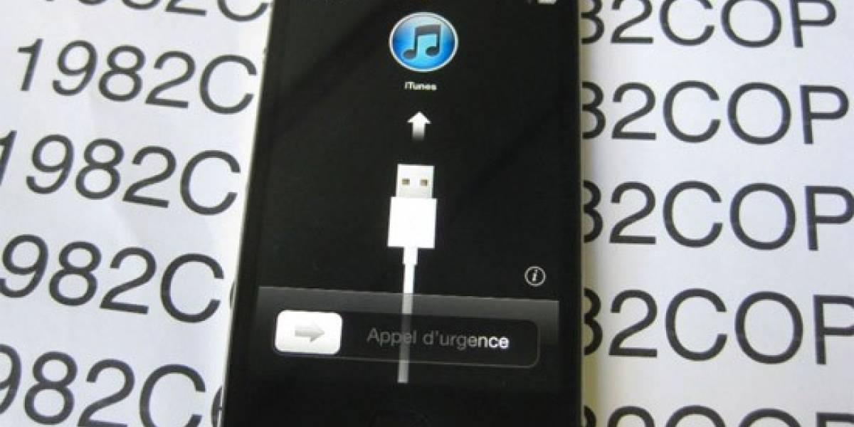 eBay pone en su vitrina virtual un prototipo del iPhone 4