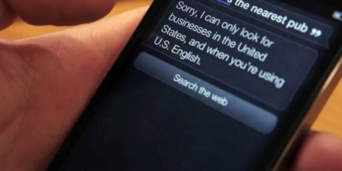 ¡Siri funciona en un iPhone 4! Bueno, casi