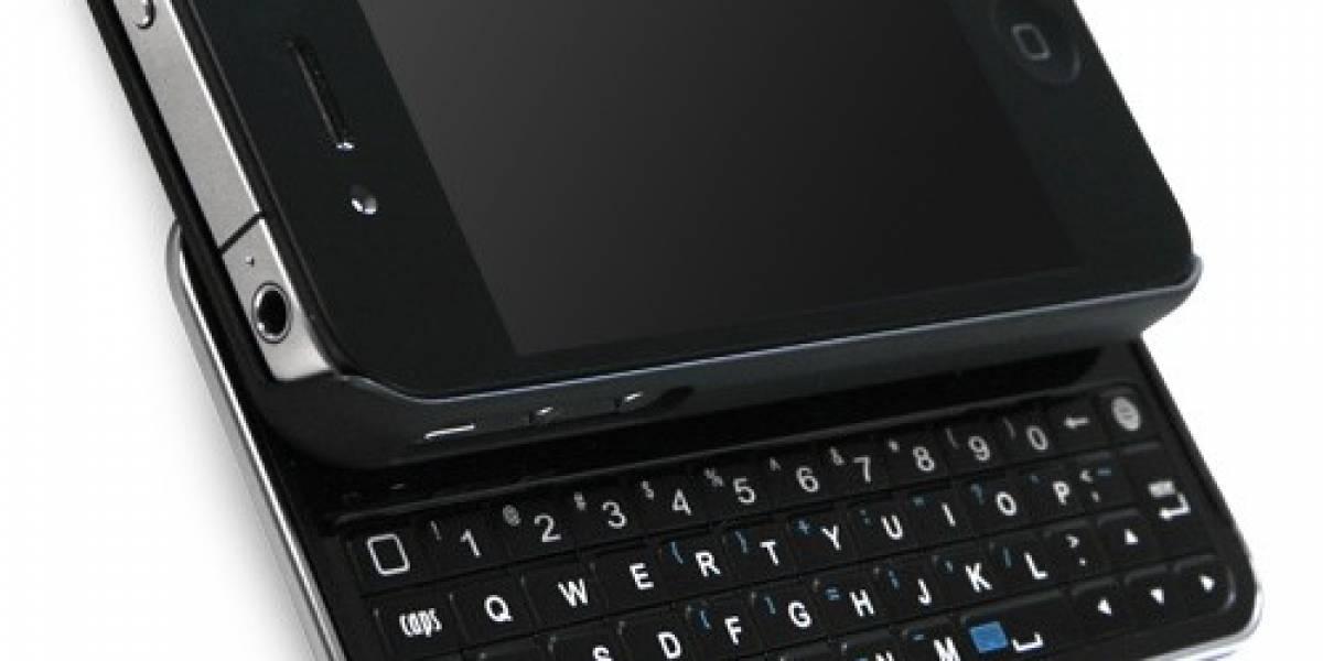 iPhone con teclado físico, ¿quién se apunta?