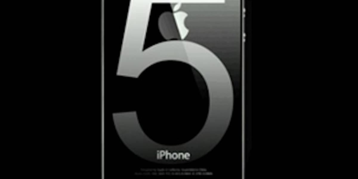Un nuevo rumor sitúa la llegada del iPhone 5 el 13 de Septiembre