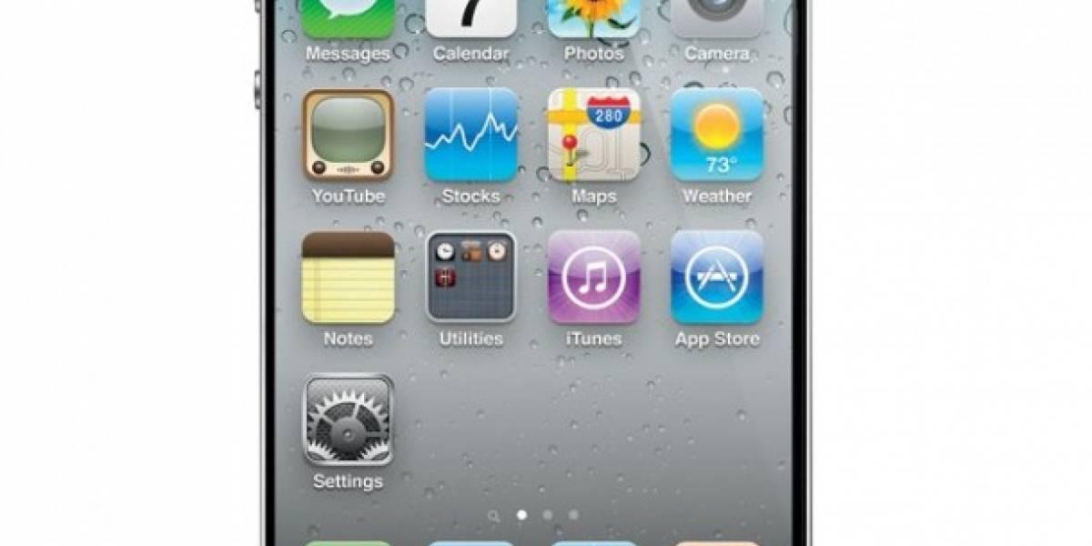 El iPhone 5 estaría disponible en agosto con un rediseño total