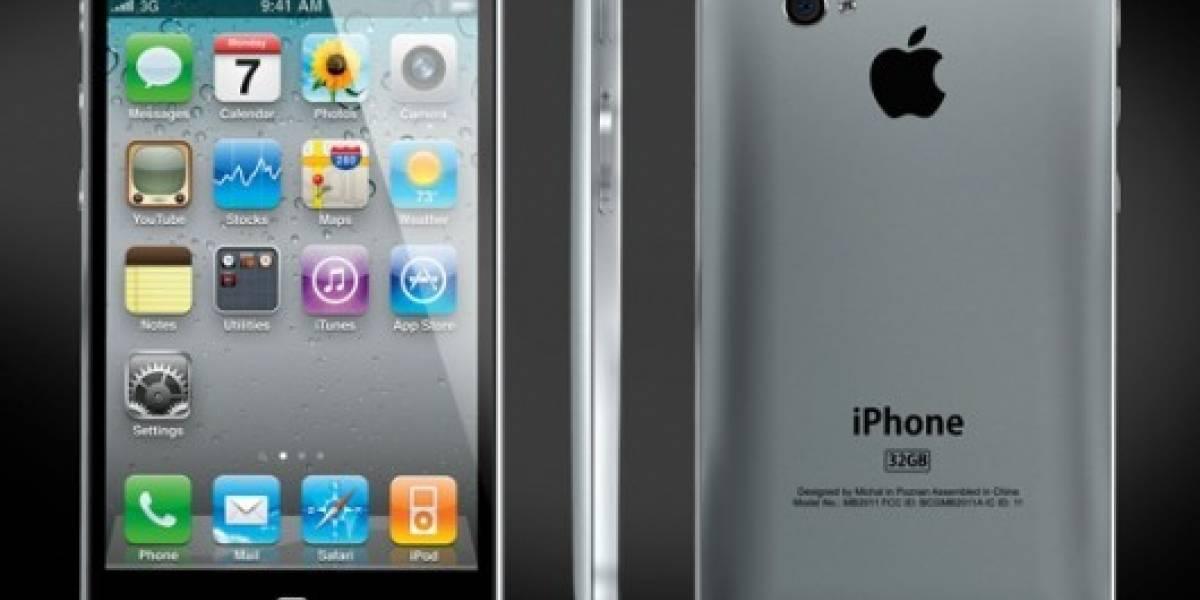 ¿Será así el futuro iPhone 5?