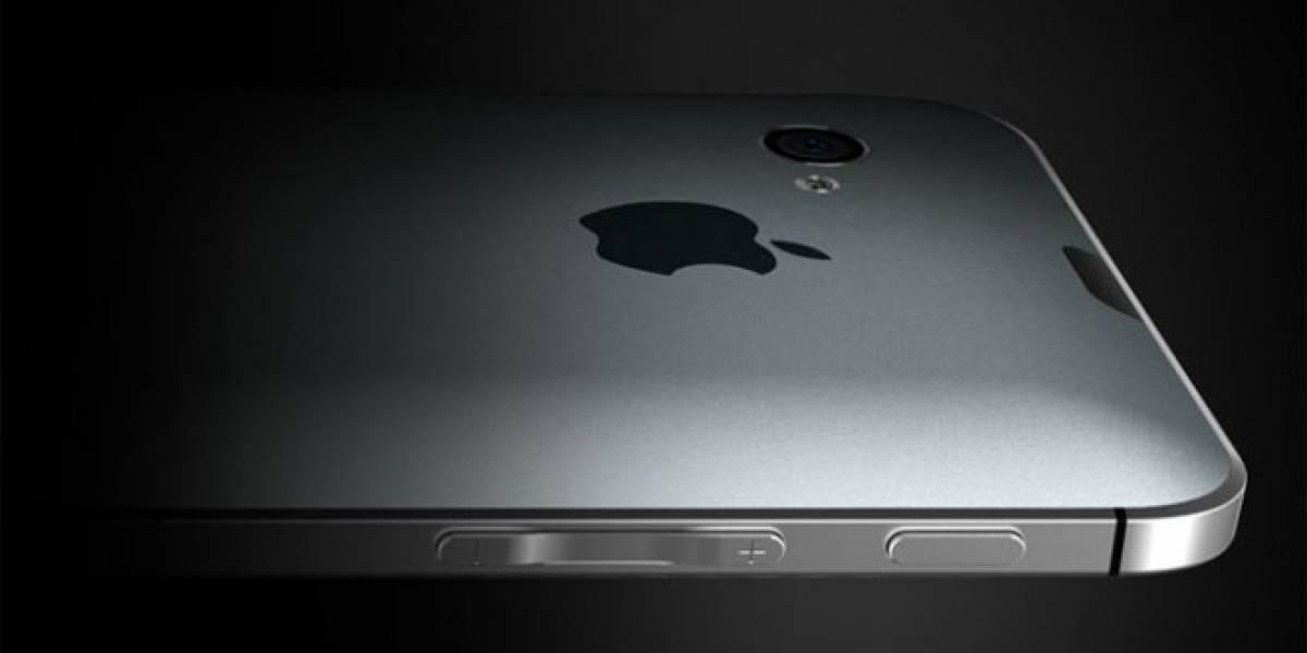 El iPhone 5 vería la luz en el tercer trimestre más delgado, liviano y con cámara de 8mpx