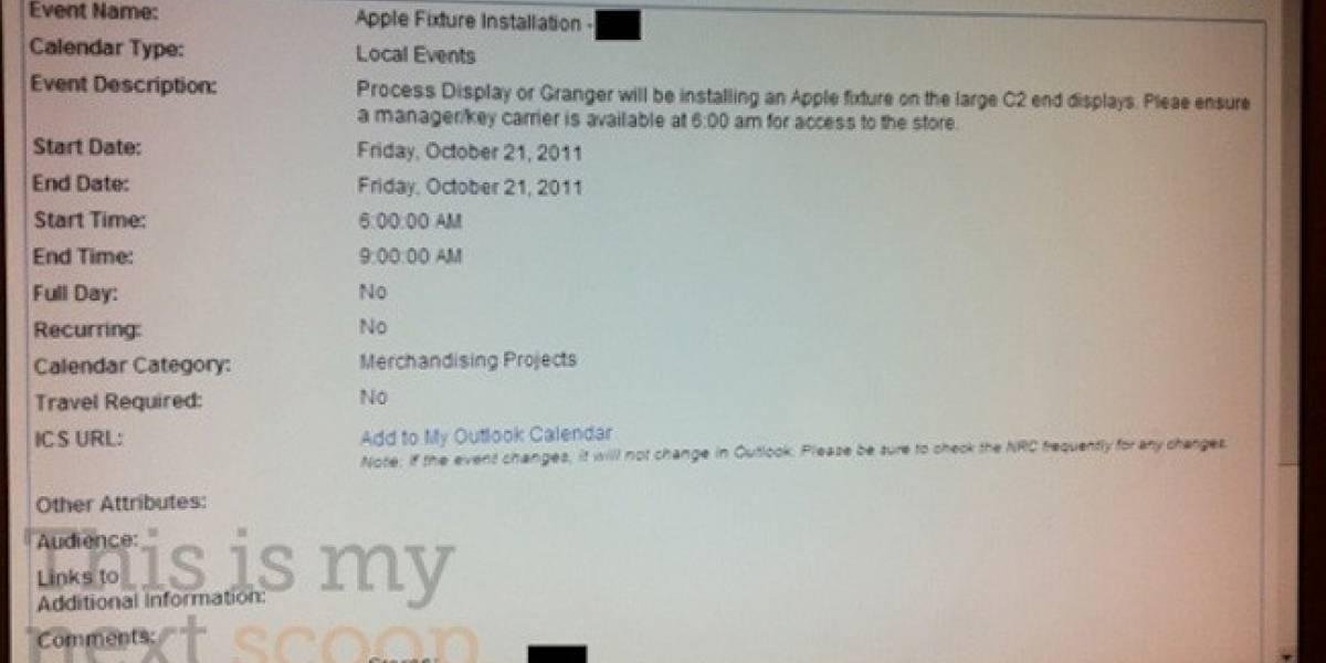 iPhone 5: BestBuy nos dice que será el 21 de Octubre