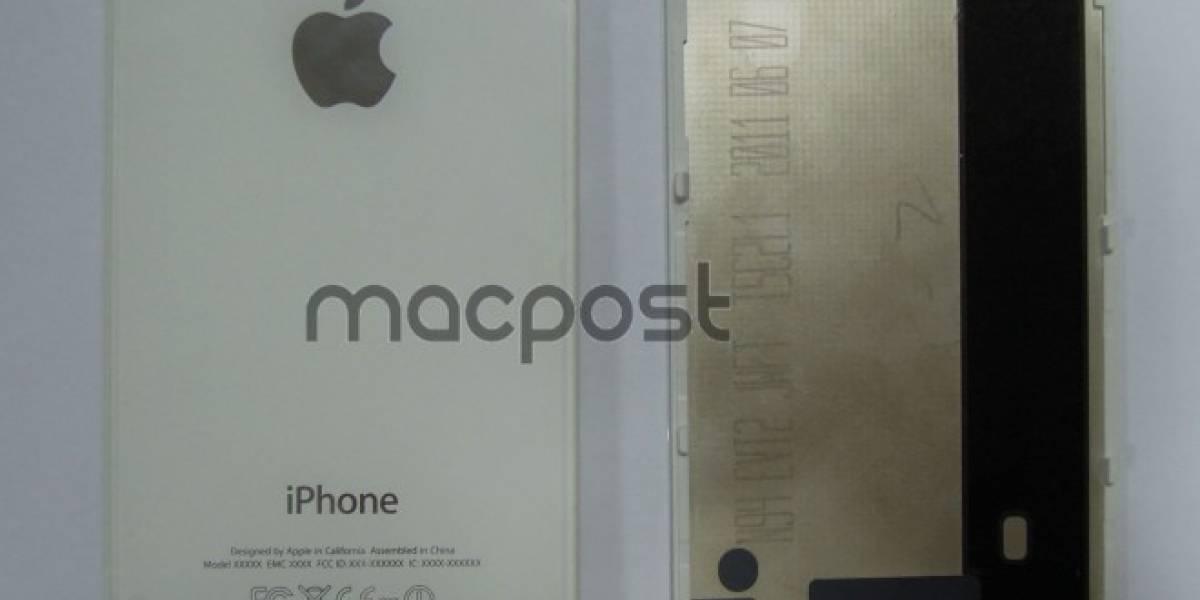 ¿Será acaso esta la imagen del iPhone 4S-5?