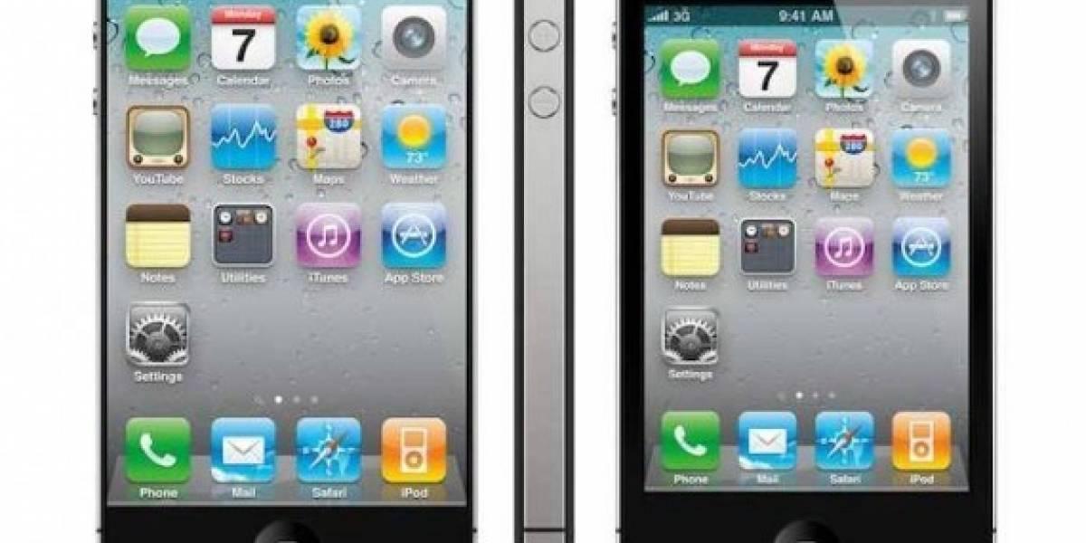 El iPhone 5 llegaría en septiembre con A5 y cámara de 8mpx