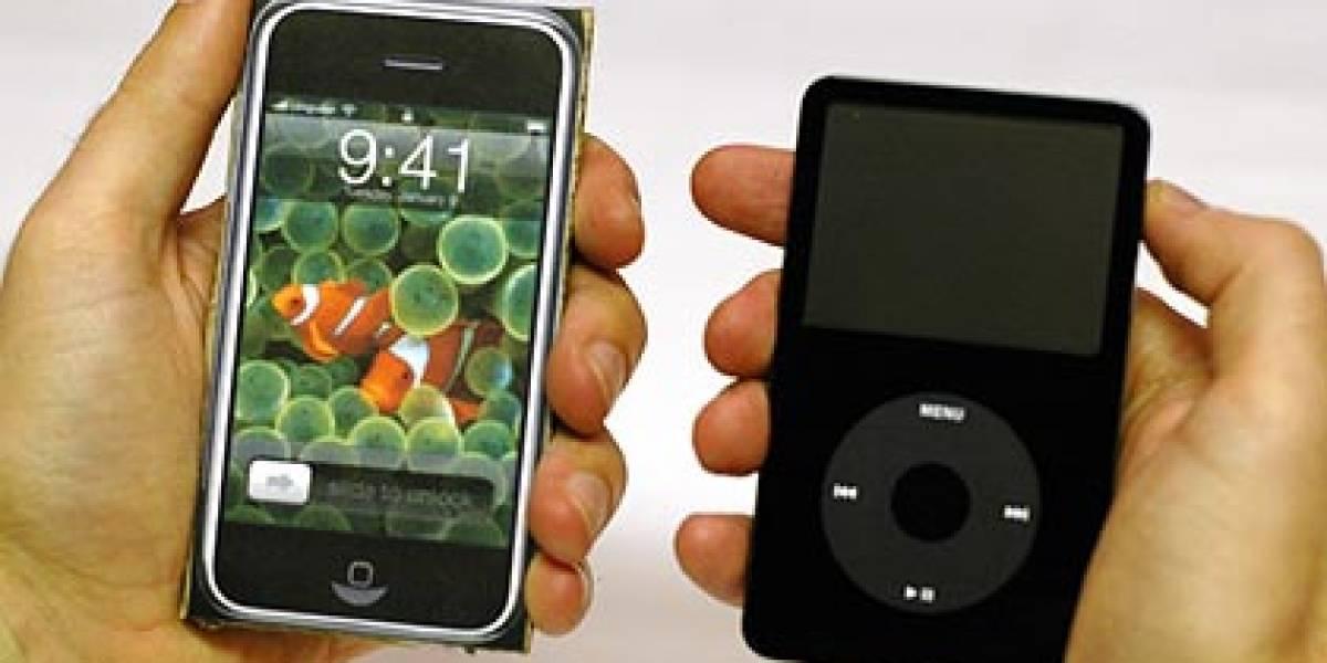 iPhone vs. los otros gadgets