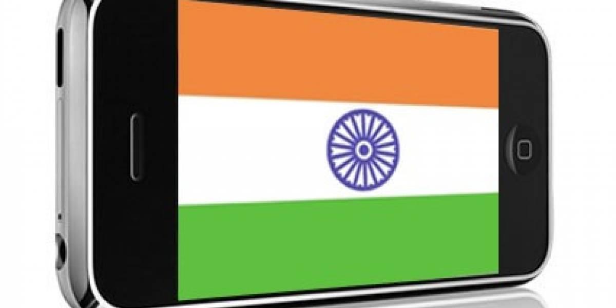 Apple tiene severos problemas para vender el iPhone en India