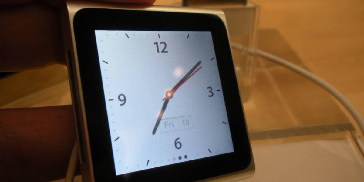 Futurología: El reloj de Apple saldrá a la venta este año