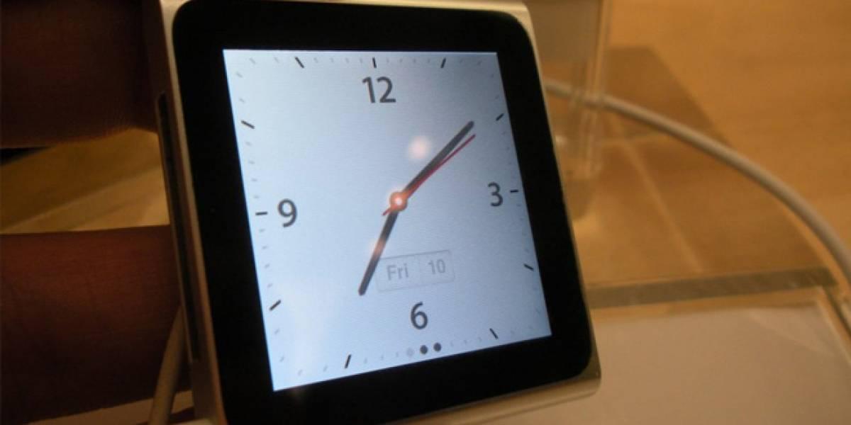 Futurología: ¿Apple trabaja en un reloj?
