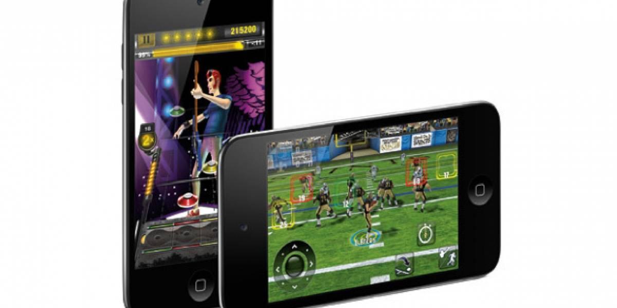 Apple estaría preparando un iPod Touch más grande