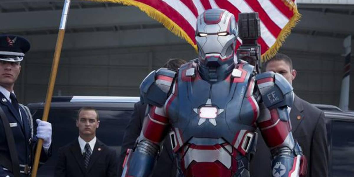 Tony Stark vuelve en un nuevo trailer de Iron Man 3