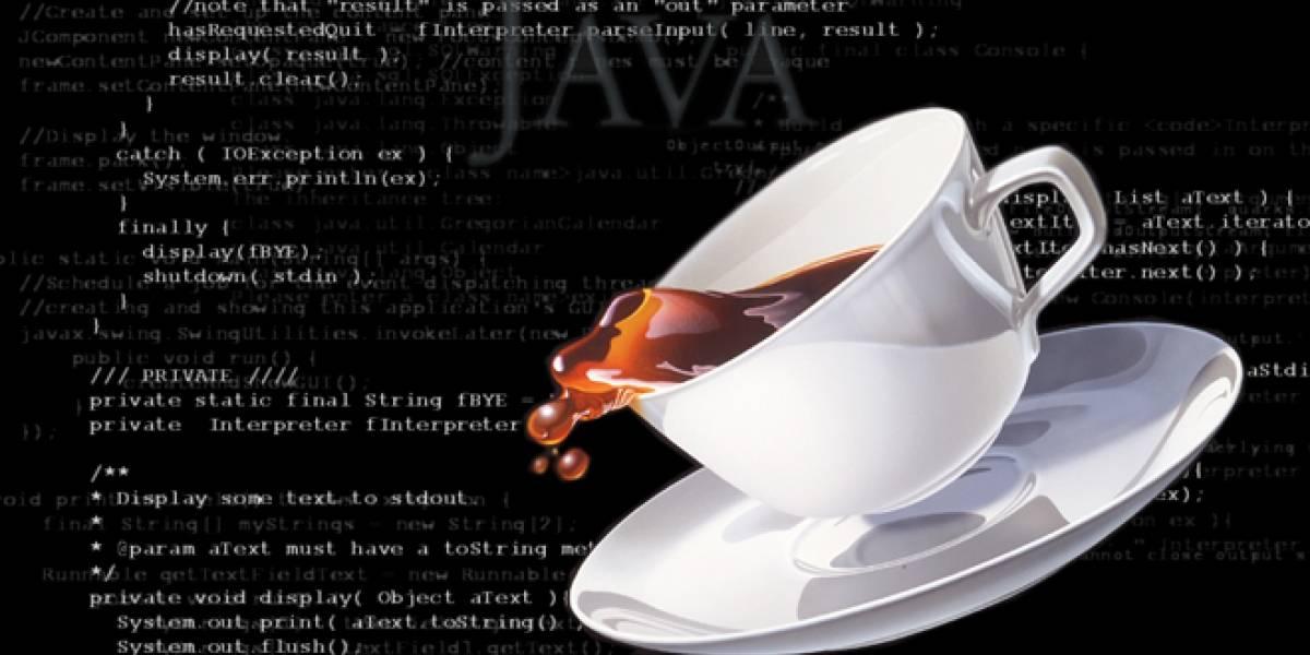Encuentran nueva y grave vulnerabilidad en Java