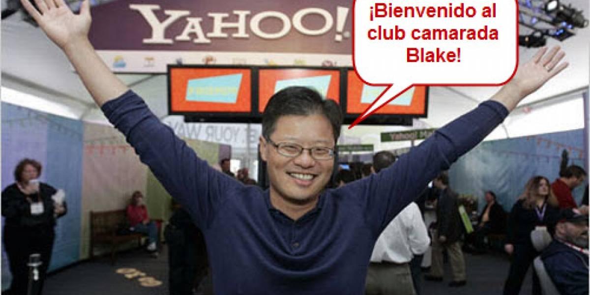Director de Finanzas de Yahoo! abandona su cargo (con patada en el trasero)