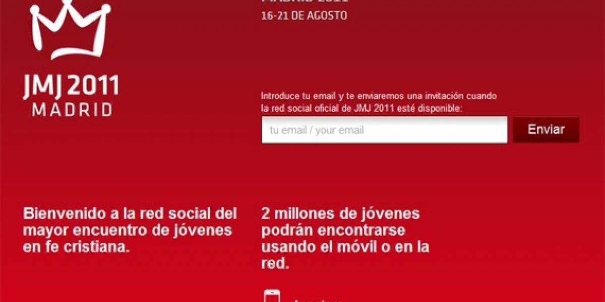 Podrás seguir la JMJ Madrid 2011 en tu iPhone o Android