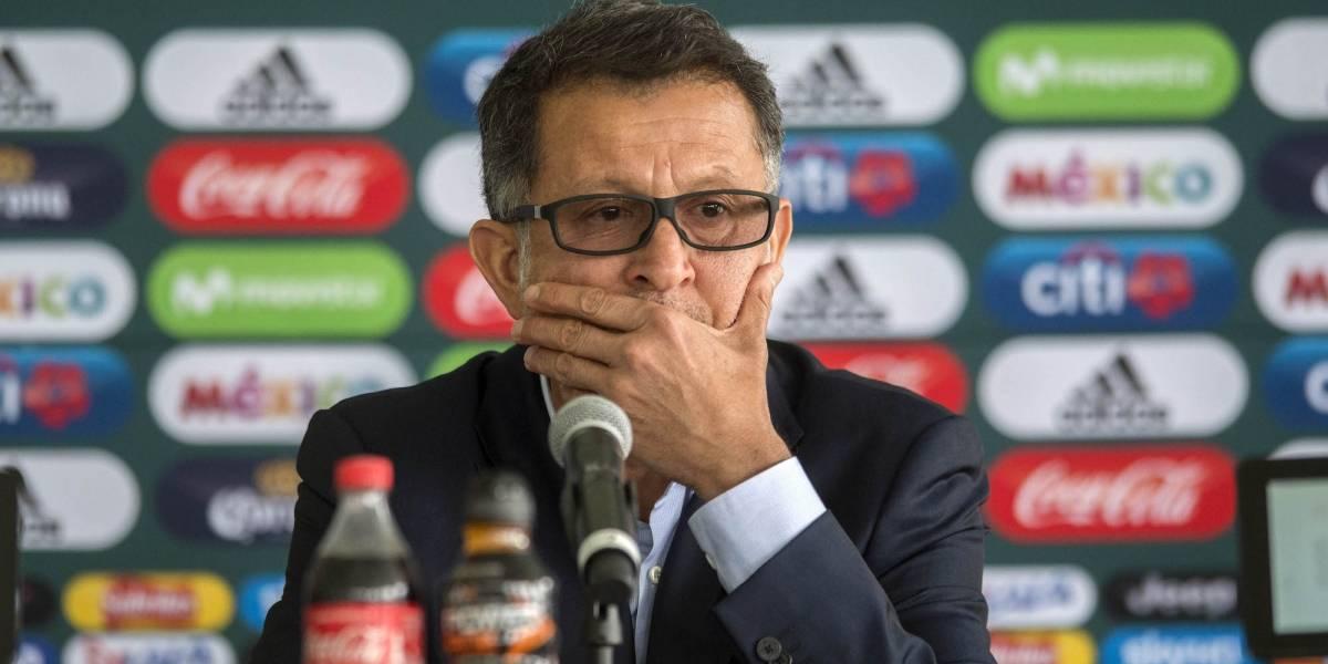 Osorio prefiere que 'Chicharito' se quede en West Ham