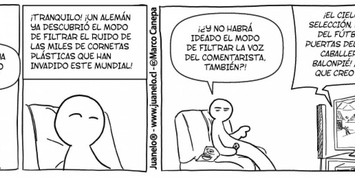 Juanelo - Ruidos molestos