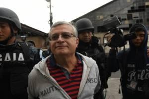 Rudy Villeda es trasladado a Tribunales