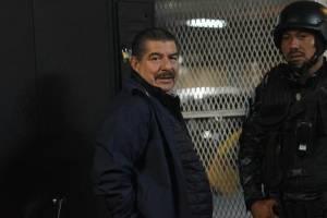 Jorge Mario Moran Sosa llega a Tribunales