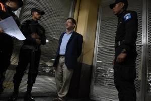 Jorge Dagoberto Arreola es trasladado a Tribunales