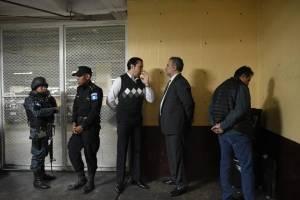 Detenidos, nuevo caso de corrupción